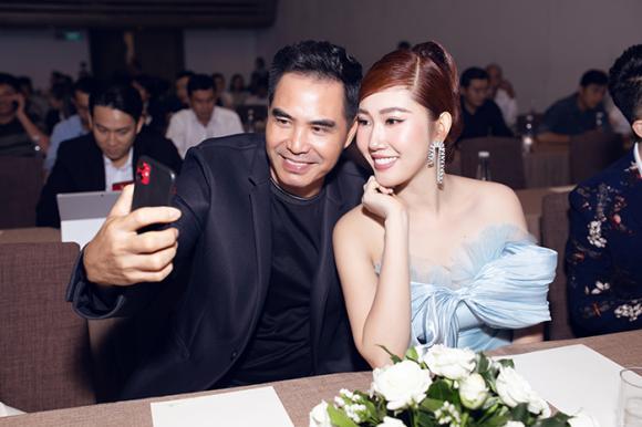 diễn viên Thuý Ngân, diễn viên Trung Dũng, sao Việt
