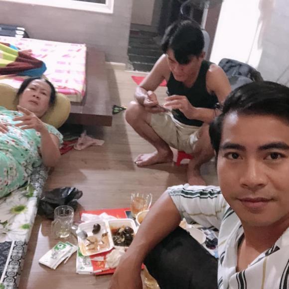 Thanh Bình, Ngọc Lan, mẹ Ngọc Lan, sao Việt