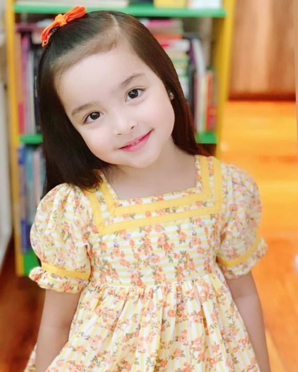 marian rivera, con gái marian rivera, bé zia, mỹ nhân đẹp nhất philippines