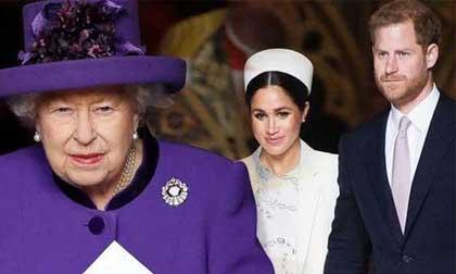 Meghan Markle, công nương Meghan Markle, Hoàng gia Anh