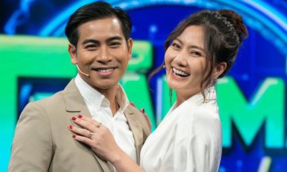diễn viên Ngọc Lan, MC Quyền Linh, sao Việt