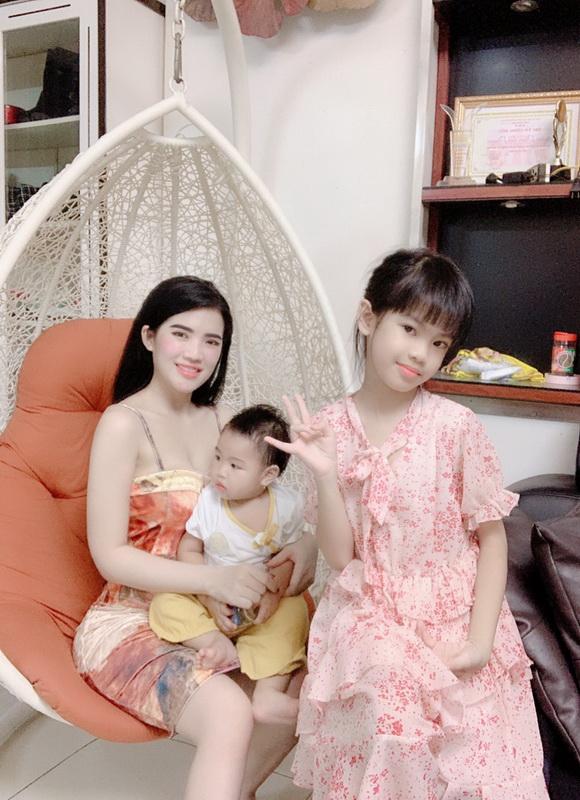 Làm đẹp sau sinh, lấy lại vóc dáng sau sinh, Phan Phạm Phương Uyên
