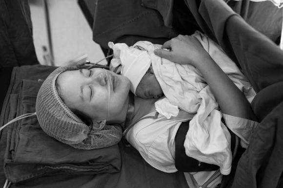 MC Minh Trang, Minh Trang sinh lần 4, sao việt