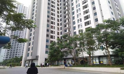 bé gái rơi từ tầng 39 chung cư ở Hà Nội, bé gái nhảy chung cư Goldmark City, nhảy lầu tự tử