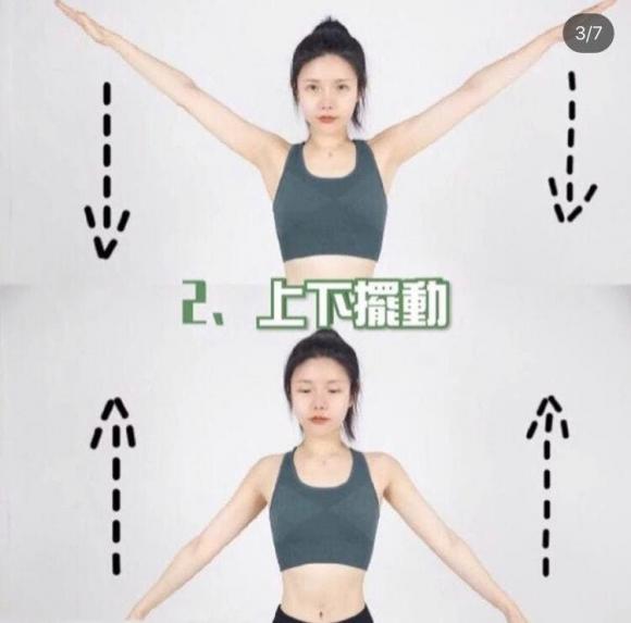 bài tập giảm cân, làm đẹp đúng cách, đánh bay vai u thịt bắp với bài tập đơn giản vô cùng