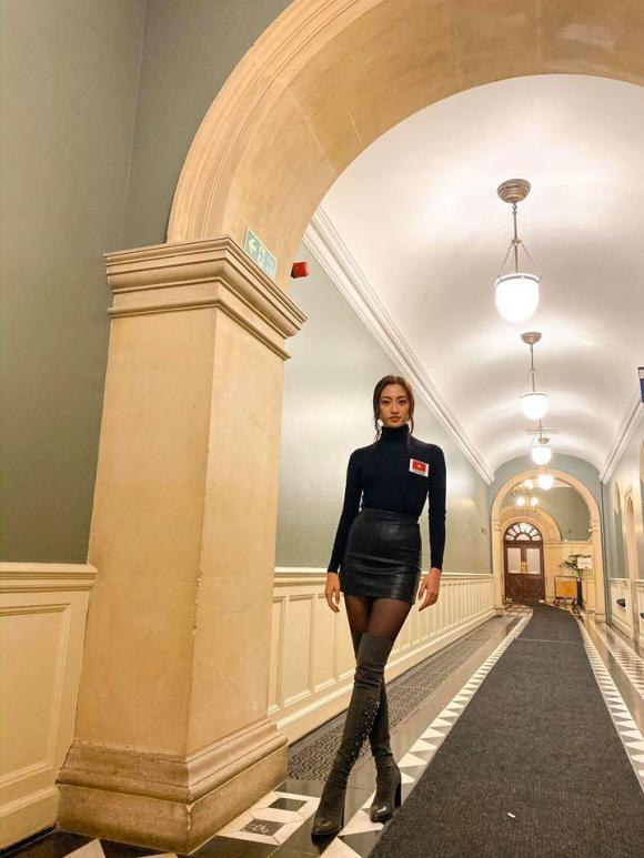 Lương Thùy Linh, Lương Thùy Linh bị dìm hàng, Lương Thùy Linh tại Miss World