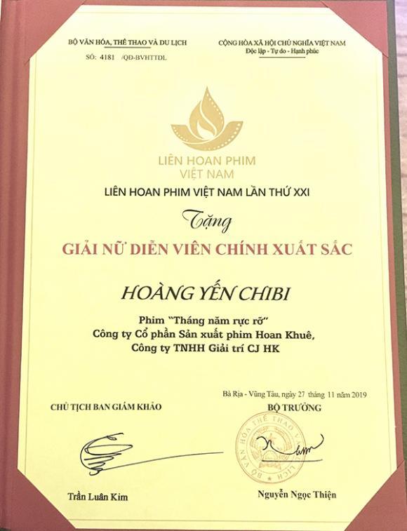 diễn viên Hoàng Yến Chibi, diễn viên Ngô Thanh Vân, danh hài Trấn Thành