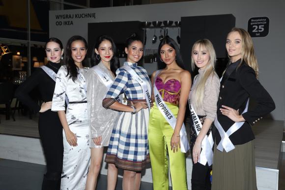 Ngọc Châu, Sao Việt, Hoa hậu siêu quốc gia