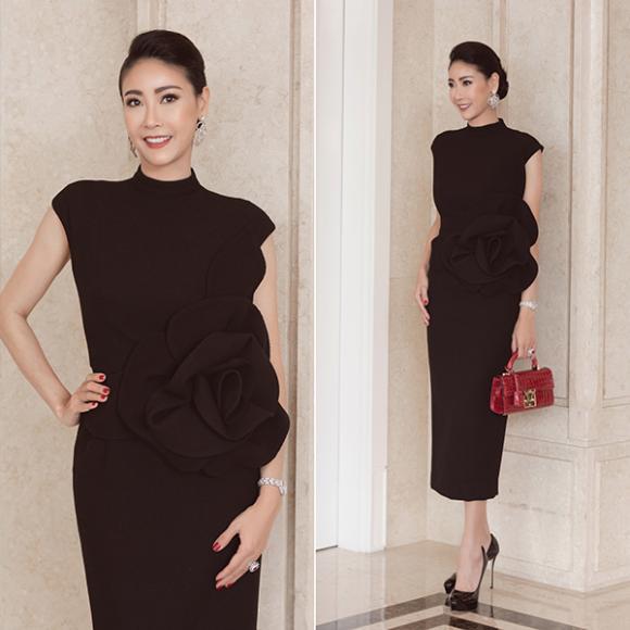 hoa hậu Giáng My, diễn viên Diễm My, diễn viên Thanh Mai, siêu
