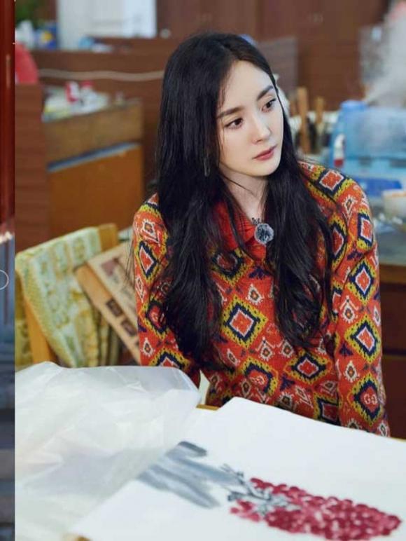 Dương Mịch, Lưu Khải Uy, sao Hoa ngữ