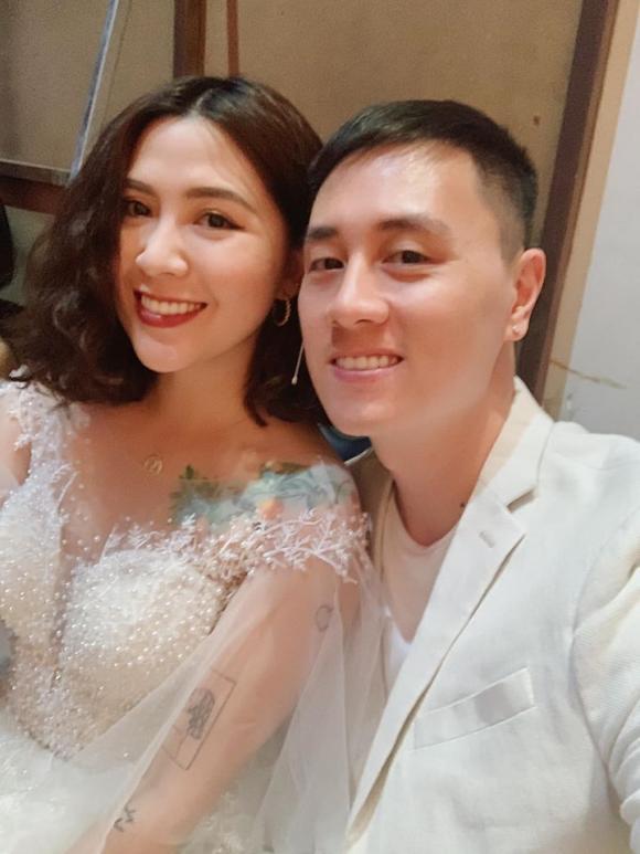 Kiên Hoàng, vợ chồng Kiên Hoàng, sao Việt