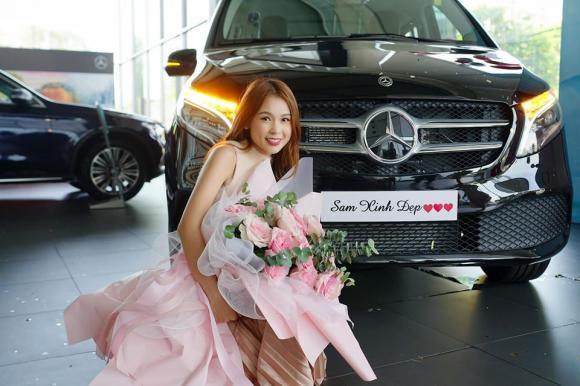 Sam, Sam mua xe, MercedesV250