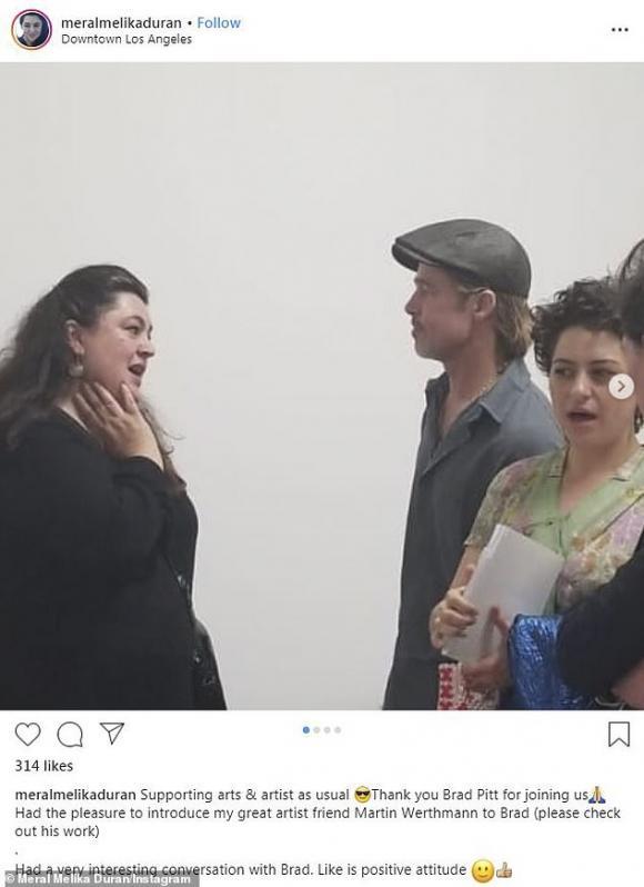 Alia Shawkat,sao Hollywood,Brad Pitt