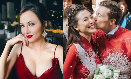 á hậu Hoàng Oanh, sao Việt, MC Hoàng Oanh