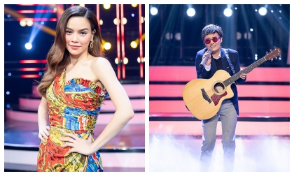 ca sĩ Nhật Thuỷ, ca sĩ MiA, ca sĩ Phan Ngọc Luân, sao Việt, gương mặt thân quen