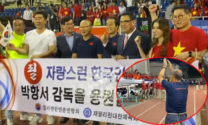 U22 Indonesia, Sea Games 30, Park Hang-seo, U22 Việt Nam