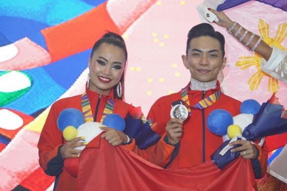 Nhã Uyên, Phan Hiển, SEA Games 30
