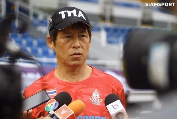 SEA Games 30, U22 Việt Nam, HLV Thái Lan, Park Hang-seo