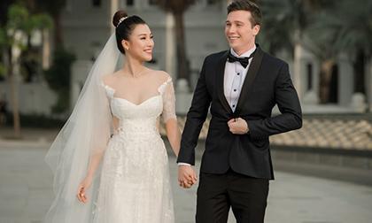 á hậu Hoàng Oanh, sao Việt, chồng Hoàng Oanh