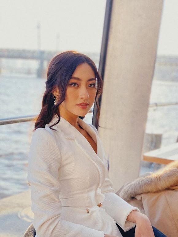 Lương Thùy Linh, Lương Thùy Linh thi Miss World 2019, sao việt