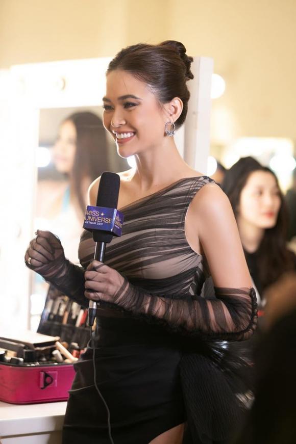 Mâu Thuỷ, Hoa hậu Hoàn vũ Việt Nam, người mẫu Mâu Thuỷ