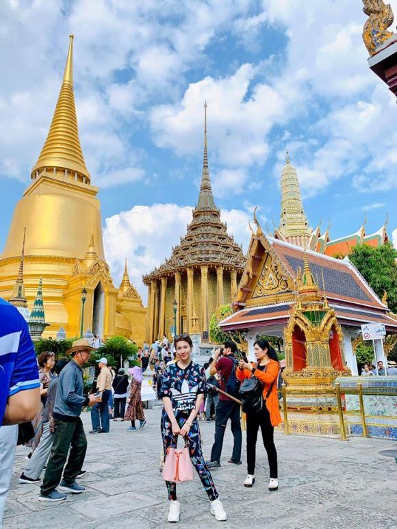 Pha Lê, du lịch Thái Lan, sao Việt