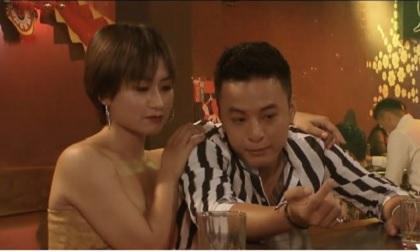 Ngọc Quỳnh, Hoa hồng trên ngực trái, phim Việt