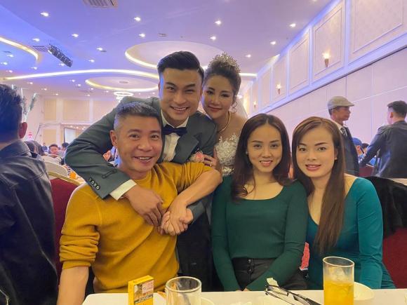 Công Lý, đám cưới Duy Hưng, sao Việt