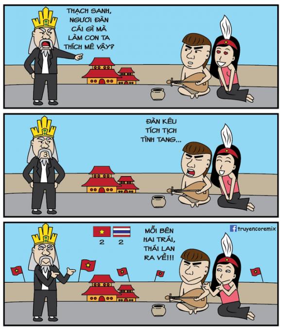 U22 Việt Nam,  Thái Lan, Tiến Linh