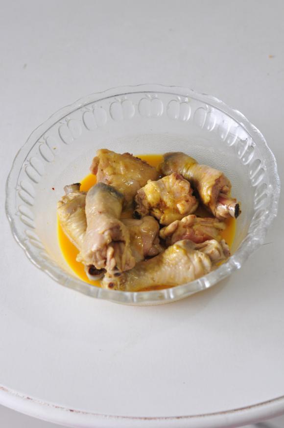 chế biến gà rán tại nhà, món ngon mỗi ngày, cách làm gà chiên giòn kiểu KFC
