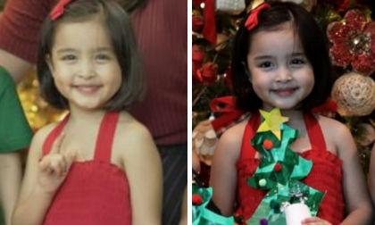 con gái marian rivera, bé zia, mỹ nhân đẹp nhất philippines