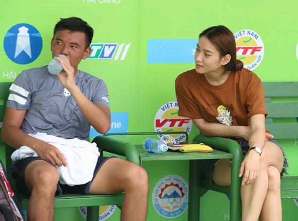 Lý Hoàng Nam, hot boy quần vợt, bạn gái Lý Hoàng Nam