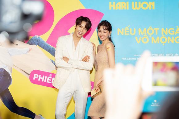 ca sĩ Hari Won, diễn viên Hari Won, sao Việt