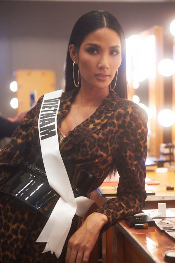 Miss Universe 2019, Hoàng Thuỳ, Hoa hậu Hoàn vũ thế giới