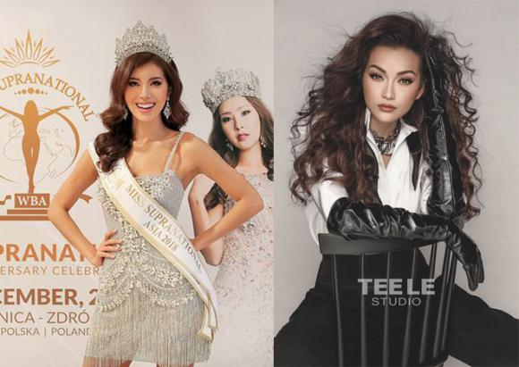 Ngọc Châu, Minh Tú, Hoa hậu siêu quốc gia