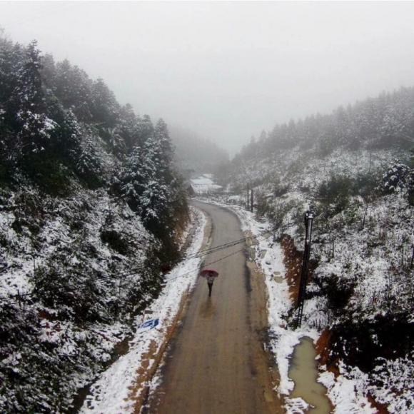 Sa Pa, Săn tuyết, Fansipan