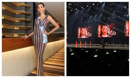 Hoa hậu Hoàn vũ Việt Nam 2019, sao Việt, á hậu Thuý Vân