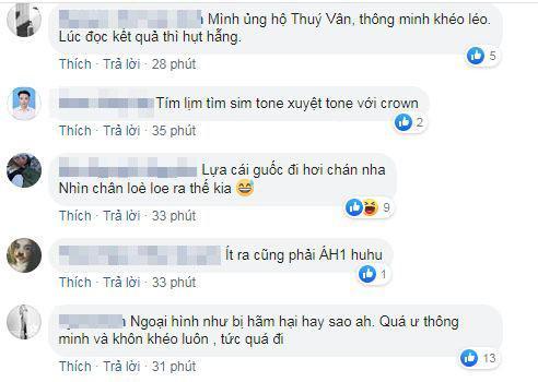 Thuý Vân, Hoa hậu Hoàn vũ Việt Nam 2019, Á hậu Thuý Vân