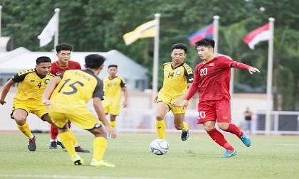 U22 Việt Nam, Campuchia, SEA Games 30, Indonesia