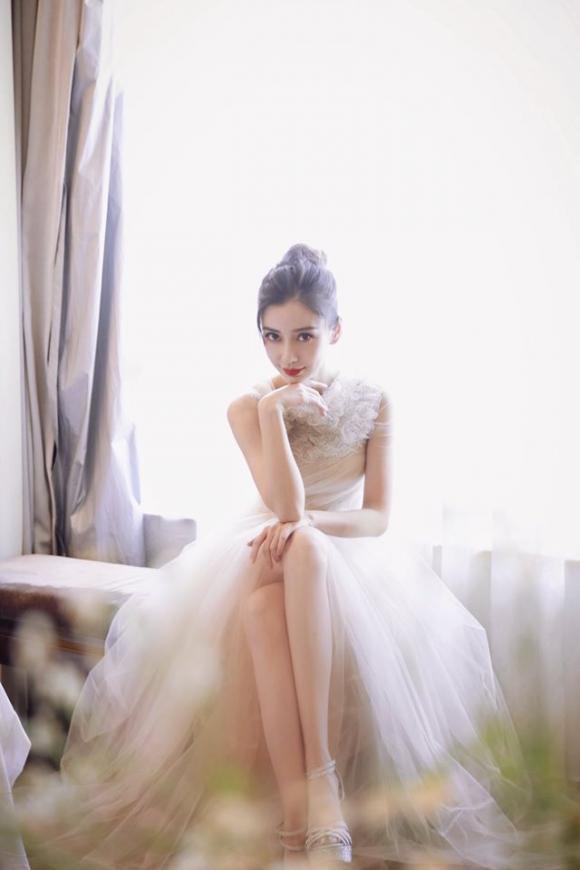 angelababy, công chúa, sao hoa ngữ