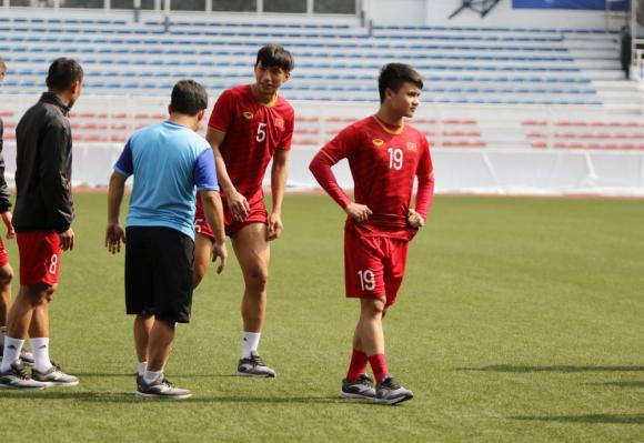 U22 Việt Nam, Campuchia,  Myanmar, SEA Games 30