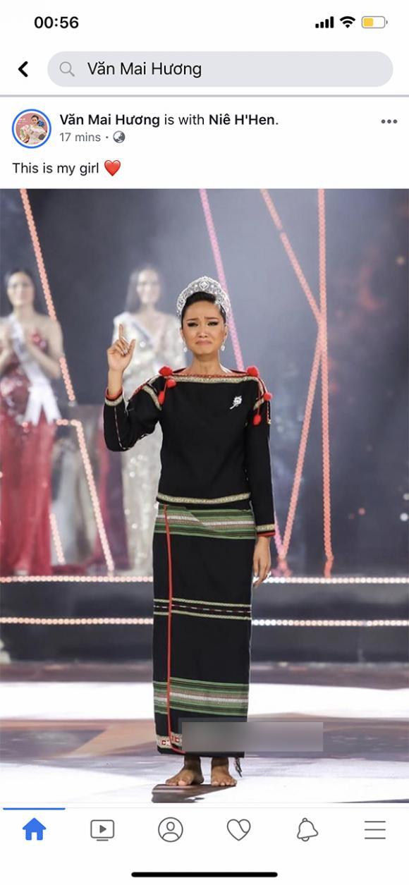hoa hậu H'Hen Niê, sao Việt,  Hoa hậu Hoàn Vũ Việt Nam