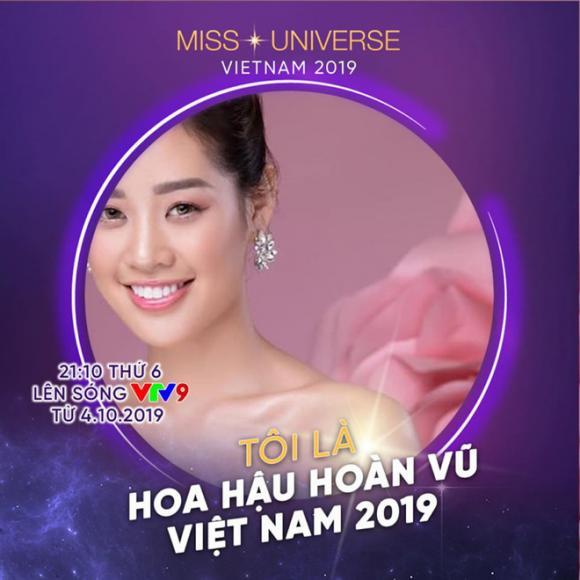 Hoa hậu hoàn vũ việt nam 2019,hoa hậu khánh vân,sao việt
