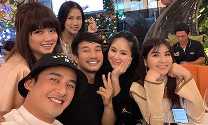 hoàng yến chibi, diễn viên Lương Thế Thành, ngôi sao xanh