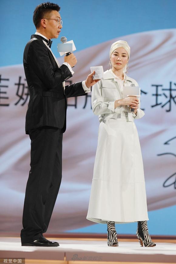 Vương Phi,sao Hoa ngữ,Tạ Đình Phong