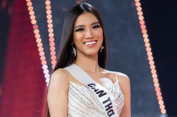 á hậu Kim Duyên, Hoa hậu Hoàn vũ Việt Nam 2019, sao Việt