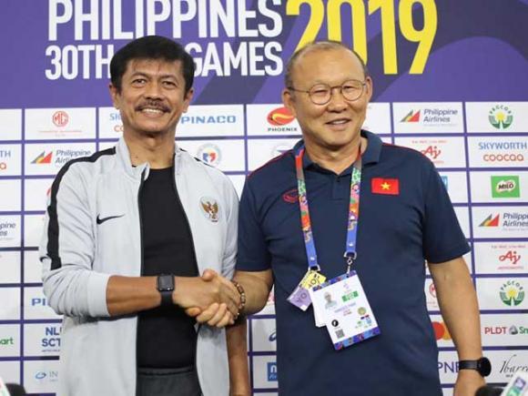 SEA Games 30, HLV Indra Sjafri, Indonesia, U22 Việt Nam