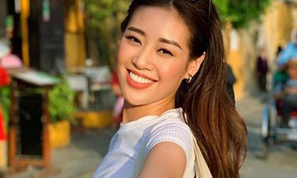 Khánh Vân, Hoa hậu Hoàn vũ Việt Nam 2019, sao việt
