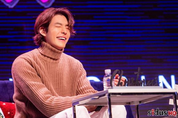 sao Hàn,Kim Woo Bin,fan meeting của Kim Woo Bin