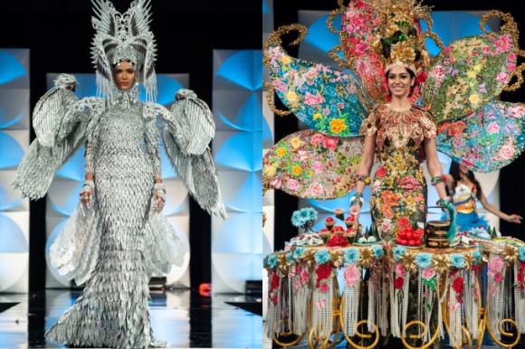 Steve Harvey,Steve Harvey công bố nhầm kết quả,Miss Universe 2019,giải trang phục dân tộc của Miss Universe